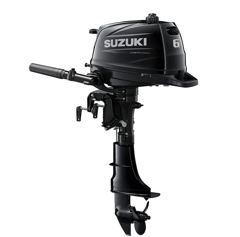 6 HP DF6AS3 Suzuki Outboard