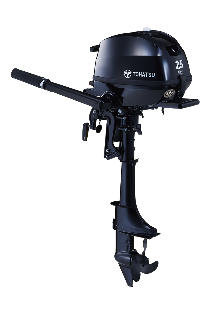 2.5 HP MFS2.5CS Tohatsu Outboard Motors