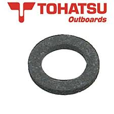 Tohatsu Gearcase Drain Gasket Replaces 332600060M 332-600060M 2 PACK