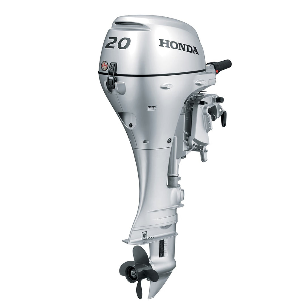 HONDA 20 HP BF20D3LH Outboard Motor