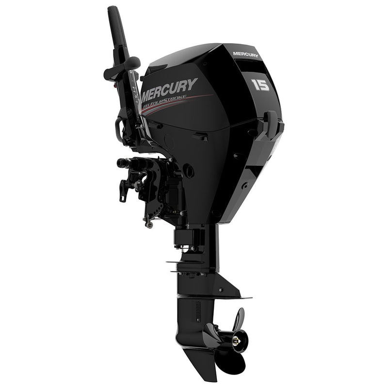Best Outboard Motor 2020 New Mercury 15 HP Outboards | Best Prices, Free Shipping