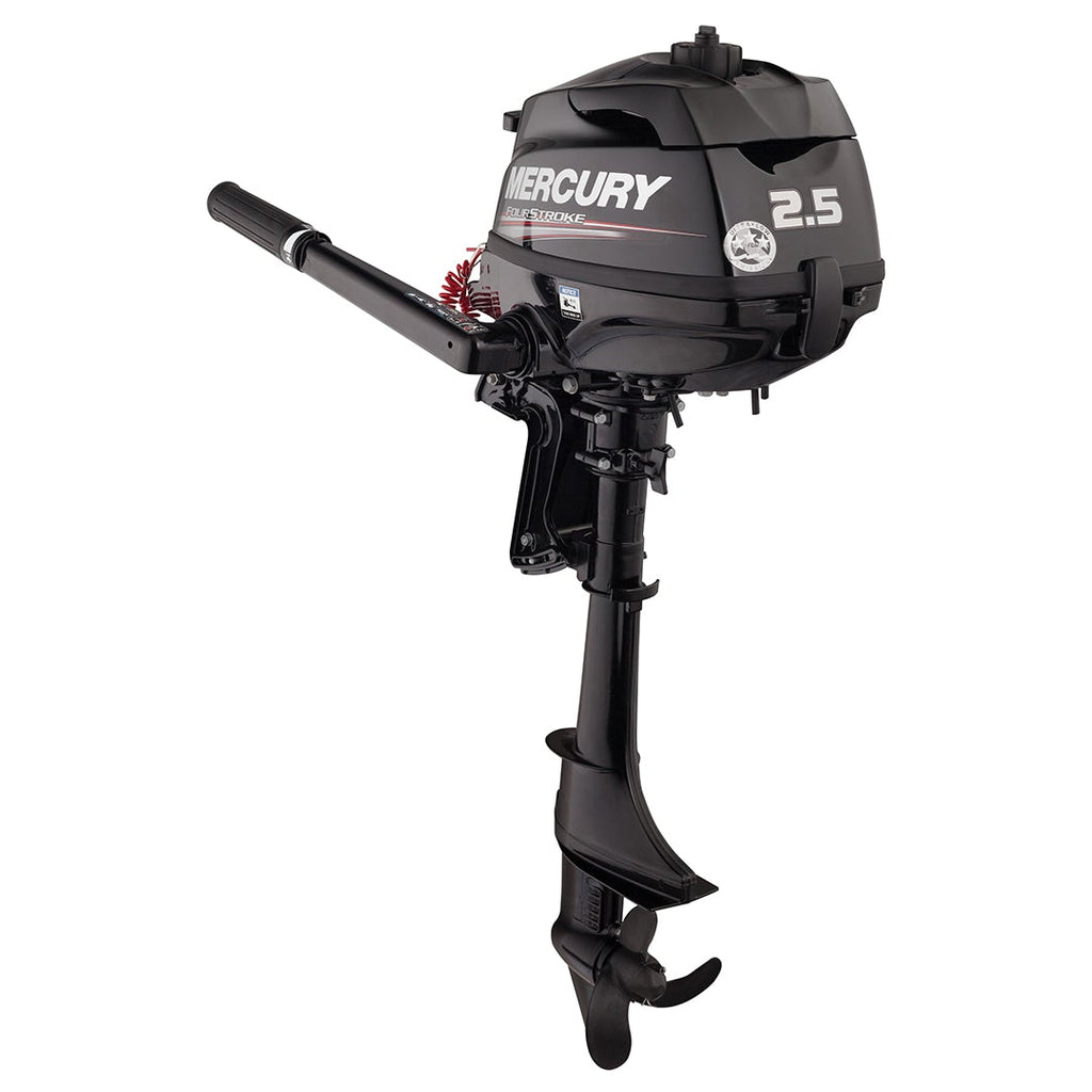 Mercury 2.5 HP 2.5MH Outboard Motor