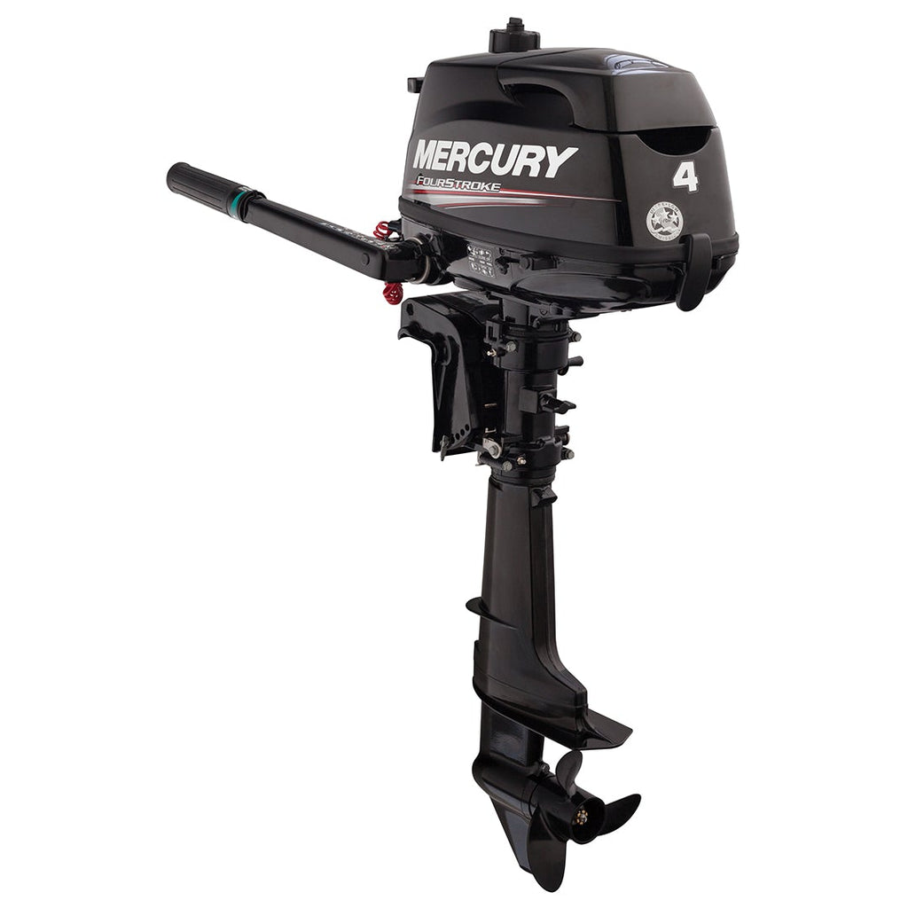 Mercury 4 HP 4MLH Outboard Motor