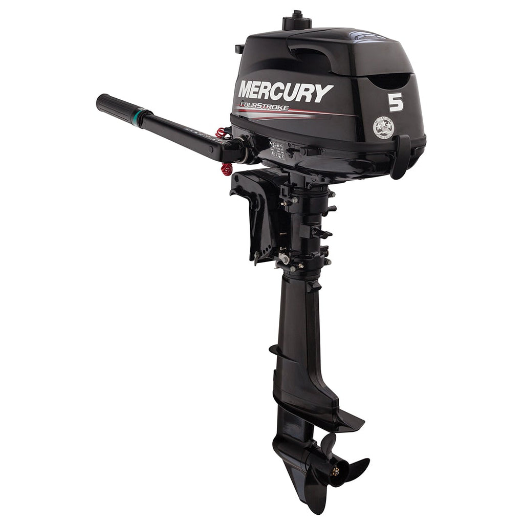 Mercury 5 HP 5MXLH Outboard Motor