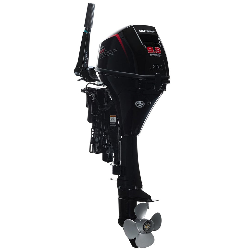 Mercury 9.9 HP 9.9EXLHPT-CT-PK Outboard Motor