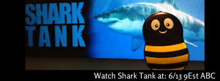 Shark Tank and NEW! Aches and Injuries Buzzy