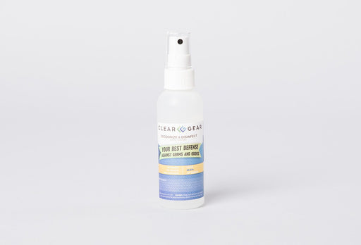 Clear Gear - 4oz Bottle