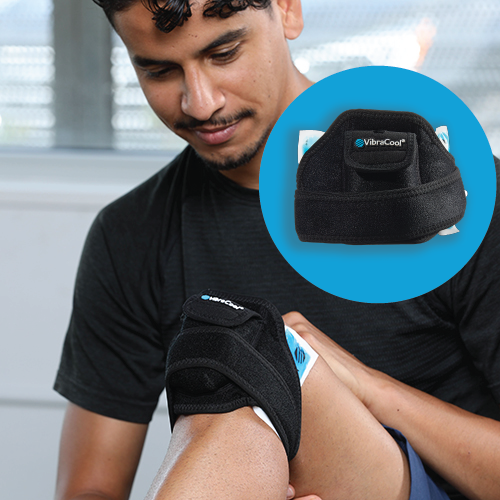 VibraCool® Extended for Knee or Ankle