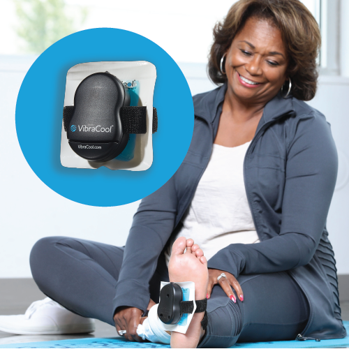 VibraCool® for Neck/Plantar Fasciitis