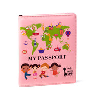 My First Passport - Pink