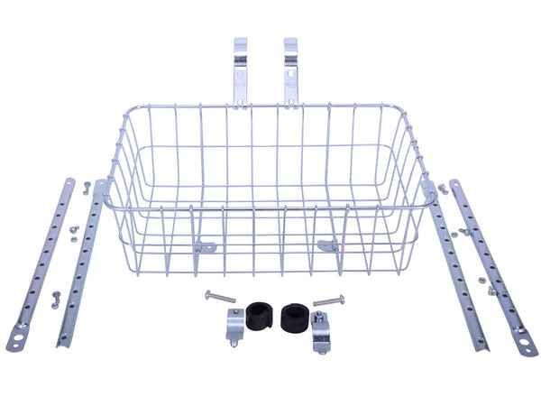 WALD 1372 MEDIUM BASKET - SILVER