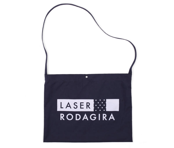 LASER X RODAGIRA WATERPROOF CROSS BAG NAVY