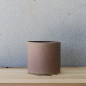 Sample- Minimalist Planter Large Sienna