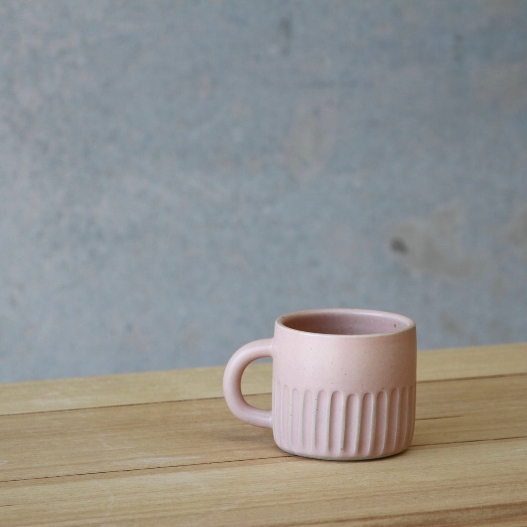 *NEW* Fluted Blush Mug