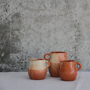 Fire on Clay Jug #2