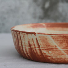 Fire on Clay Salad Bowl, Medium