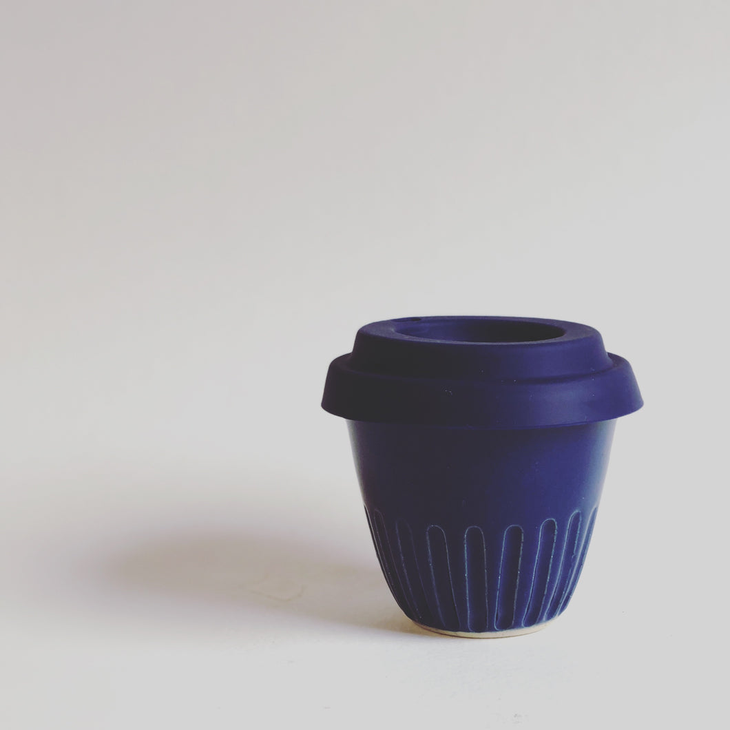 Travel Cup- Small- Handmade in Melbourne