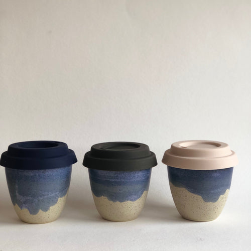 Travel Cup- Regular- Lilac- Hand made in Melbourne