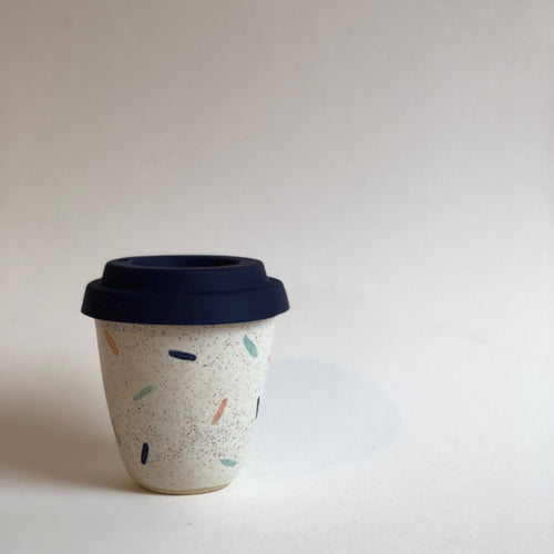 Travel Cup- Regular- Confetti