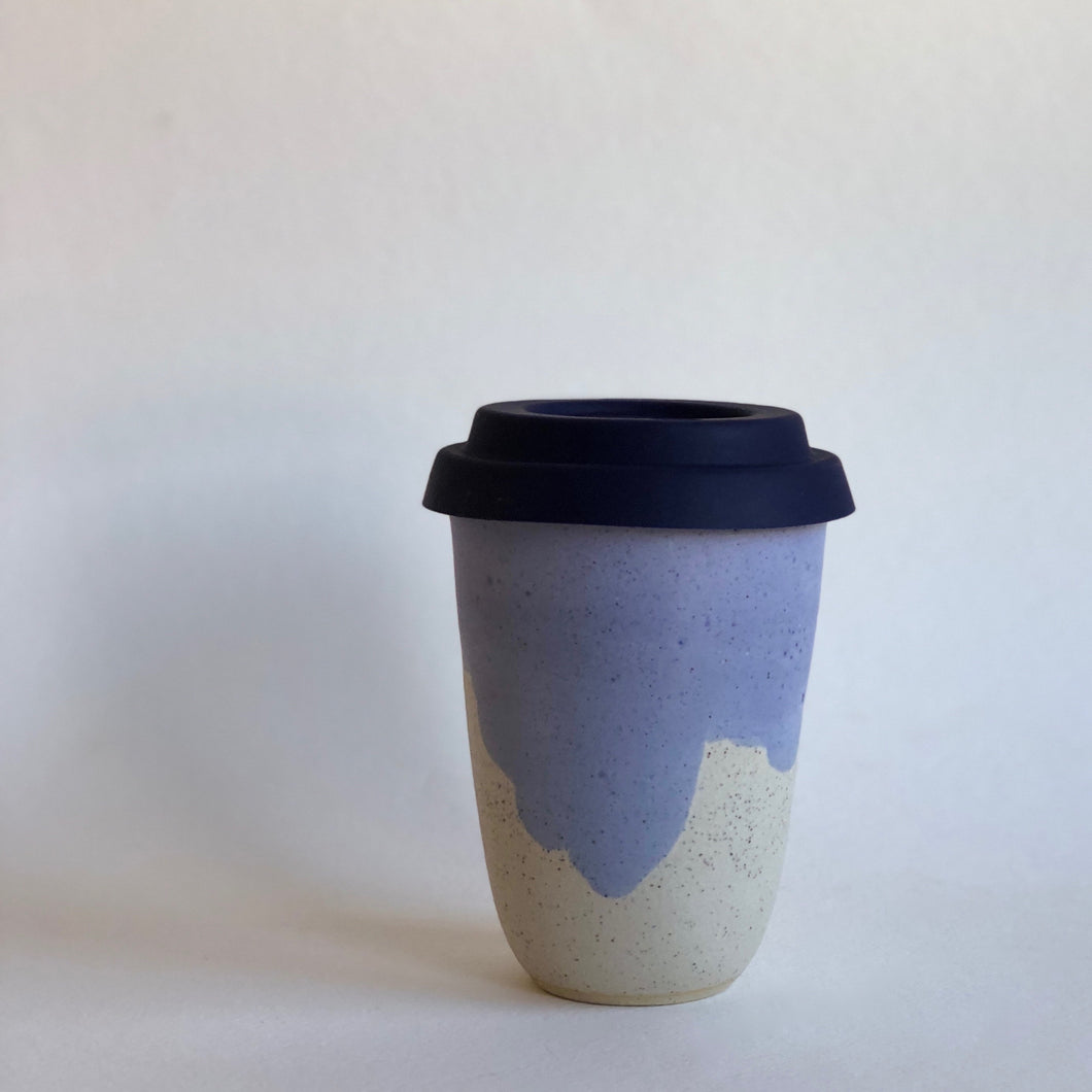 Travel Cup- Regular/Large- Lilac