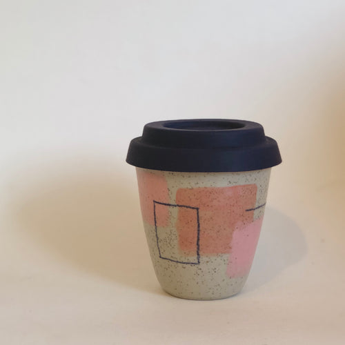 Travel Cup- One of a Kinds Arty- Regular/Large