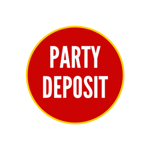 11/12/2018 @ (6:00pm) Private Party Deposit