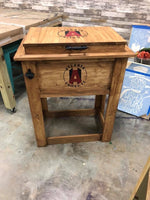 07/12/2020 @ (4:00pm) Cooler Stands Workshop