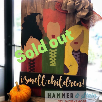 10/06/2018 @ (6:30pm) Studio Sold Out FALL AND PETS LOVERS Pick Your Project**Prices Vary by Project