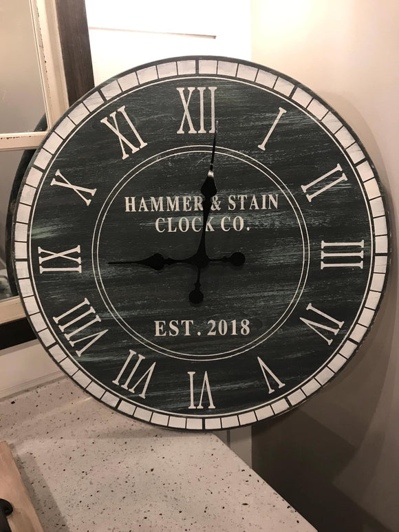06/01/2019 @ (6:30pm) Working Clocks Workshop *Prices Vary (Locust Grove, GA)