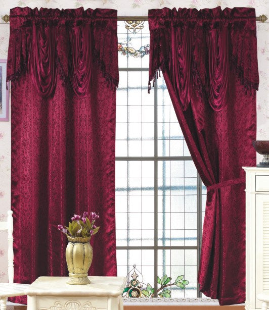 Ruby Collection Curtain