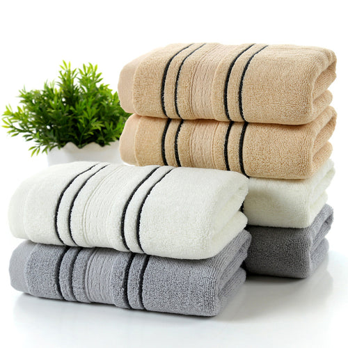 100% Cotton Face BathTowel
