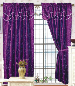 Alexa Collection Curtain