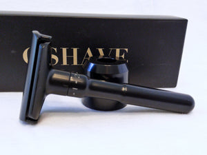 QShave Adjustable Razor, Stealth Edition