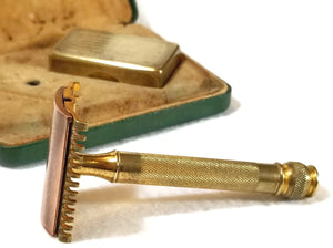 Gillette New, Windsor Set, 1930s
