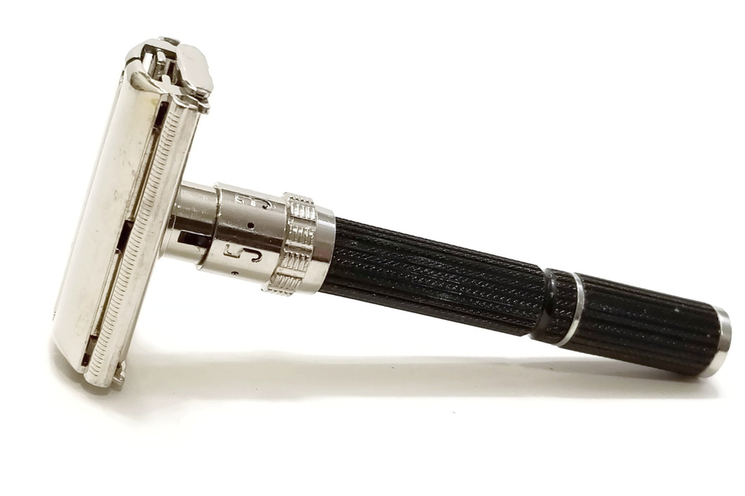 Gillette Super Adjustable, Short Handle, 1970 (P3)