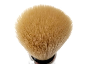Omega S10081 Synthetic Fiber Shaving Brush
