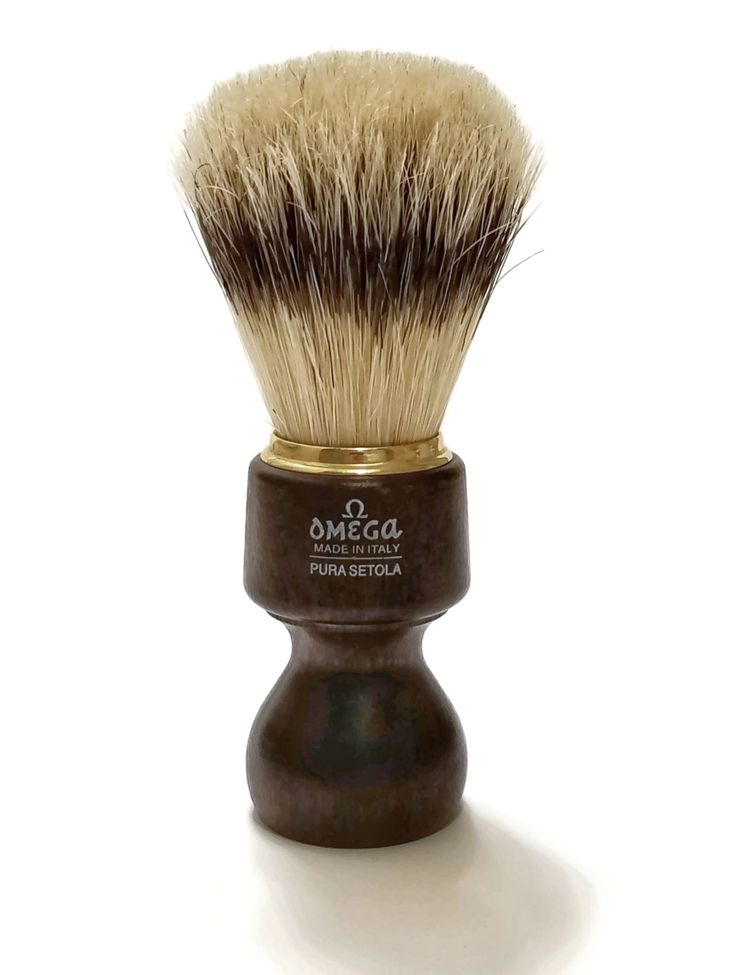 Omega 11126 Boar Bristle Shaving Brush