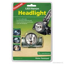 LED / XENON Headlight, Water-Resistant