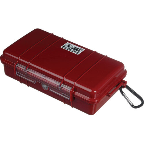 Pelican #1060 Micro Cases, Various Colours