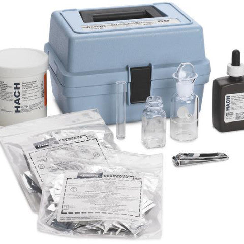 Hach Dissolved Oxygen Test Kit  - Replacement Reagents and Parts