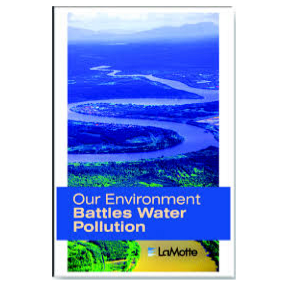 Our Environment Battles Water Pollution