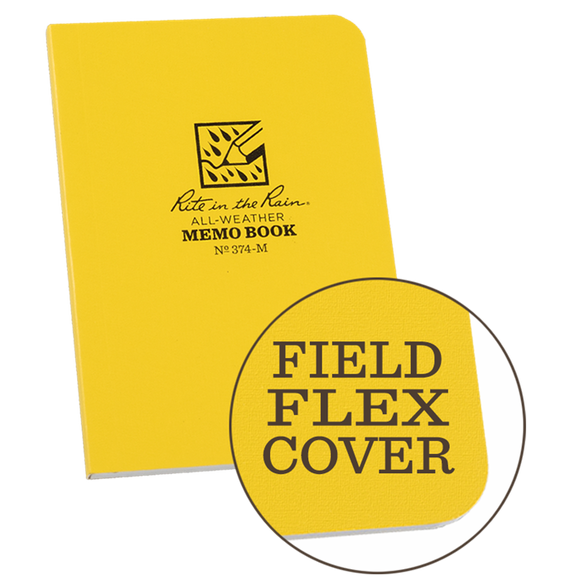 Rite in the Rain, Field Flex Notebook, #374M