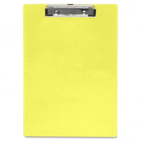 Clipboard, Neon Yellow Acrylic, 9