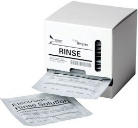 Deionized Rinse Water Pouches, Box of 20 Pouches