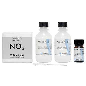 LaMotte Nitrate Reagent System for SMART3 Colorimeter
