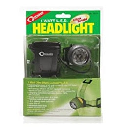 1 Watt LED Headlight