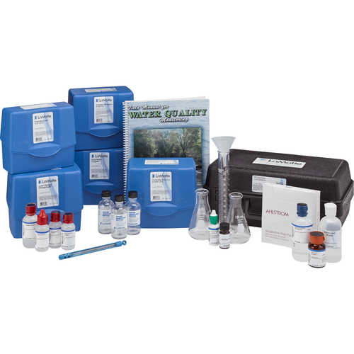 LaMottte Earth Force® Advanced Water Monitoring Kit 5884-01