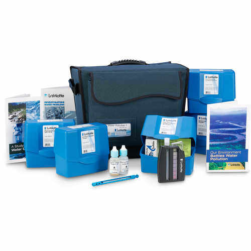 LaMotte Water Pollution 1 Test Kit Outfit 5917-03