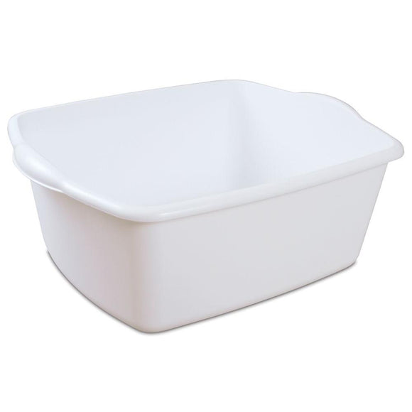 Rectangular 18 Quart Dish Pan