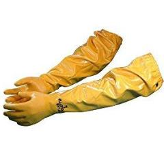 Atlas Nitrile Glove with Nitrile Sleeve, #772